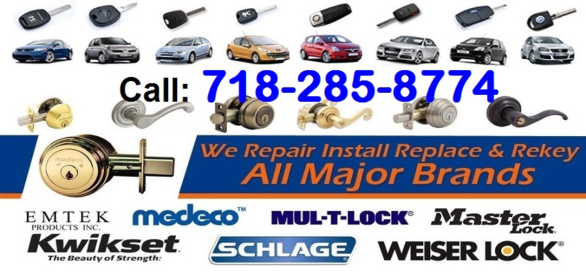 East Elmhurst NY 24 Hour Licensed Locksmith Service 11369-11370-11373